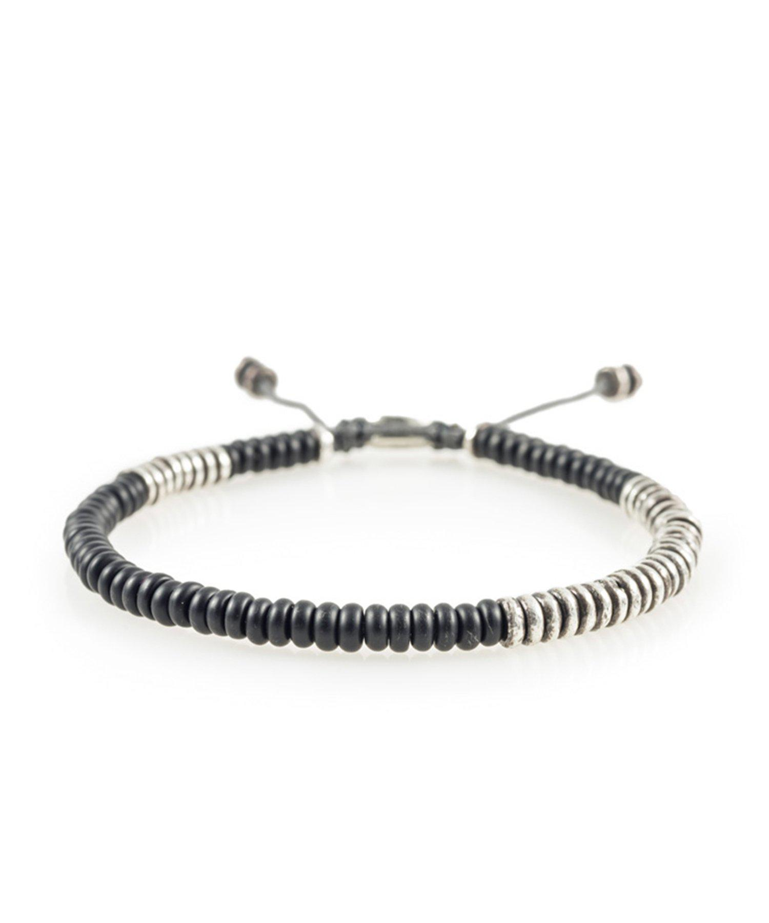 M. Cohen Onyx And Sterling Silver Bracelet - Black 6uLLcSK