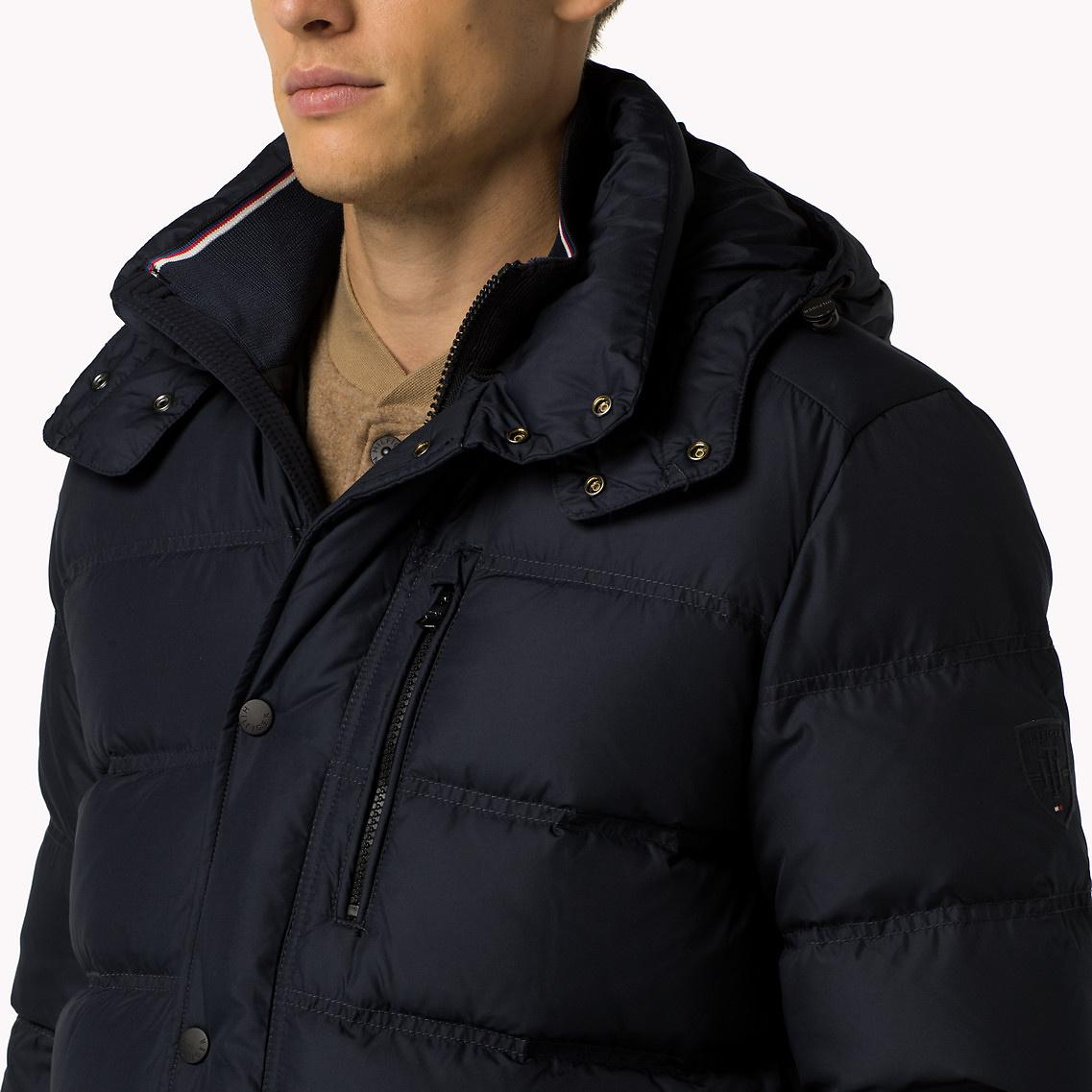 Tommy Hilfiger Down Puffer Jacket for Men - Lyst