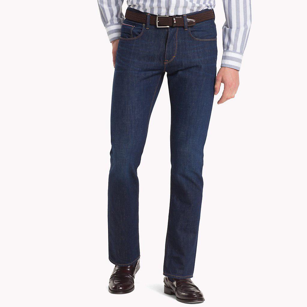 c01ca1ea3 Tommy Hilfiger Mercer Regular Fit Jeans in Blue for Men - Lyst