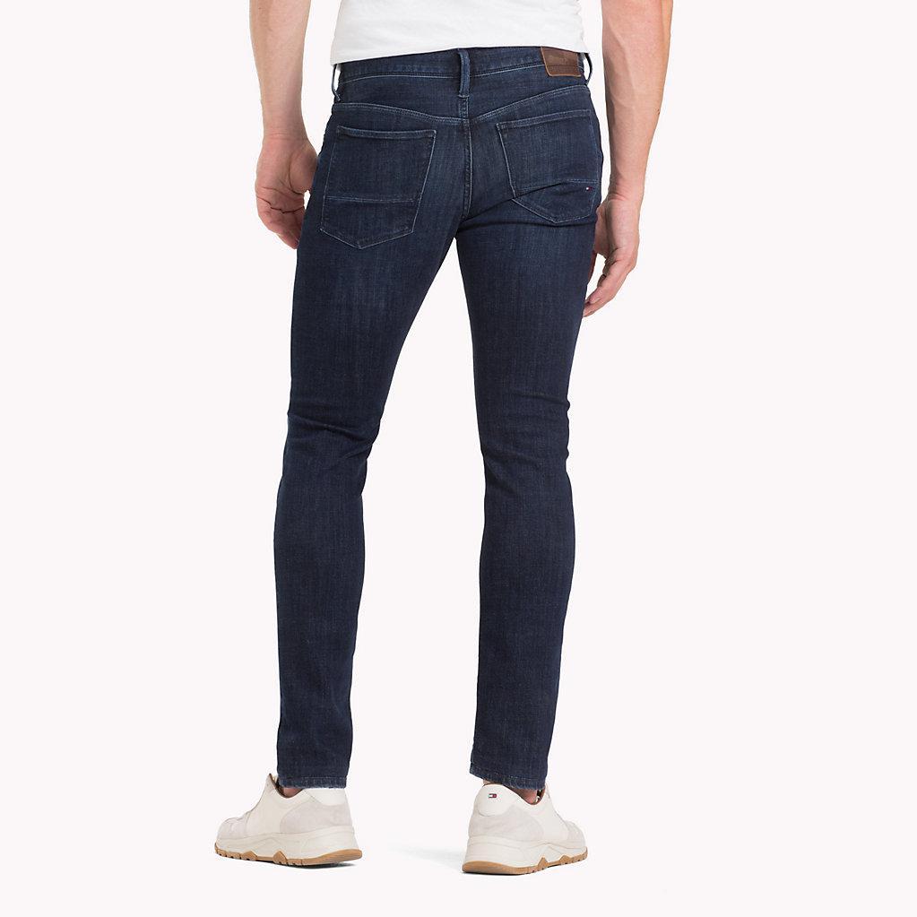 9ba25bbd7 Tommy Hilfiger - Blue Layton Th Flex Extra Slim Fit Jeans for Men - Lyst.  View fullscreen