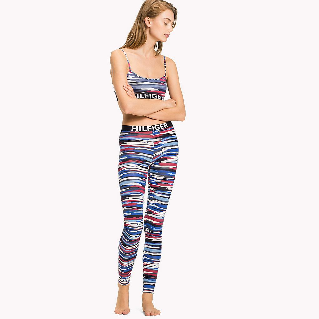 Lowest Price Sale Online Inexpensive Cheap Online Tommy Hilfiger Camouflage Print Lounge Leggings Kw0x5SbcC