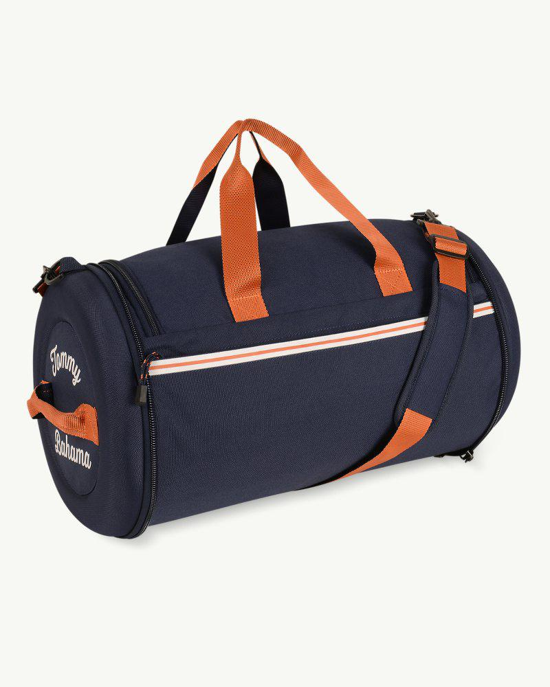 9a84b7d3 Tommy Bahama Tumbler Clamshell Duffel Bag - Navy in Blue for Men - Lyst