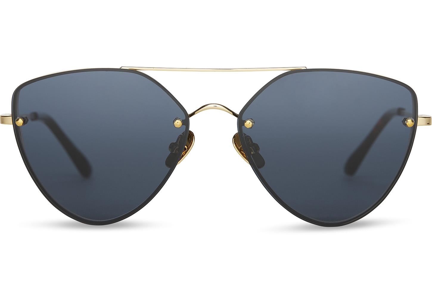 18afe1193d Lyst - Toms Solana Yellow Gold
