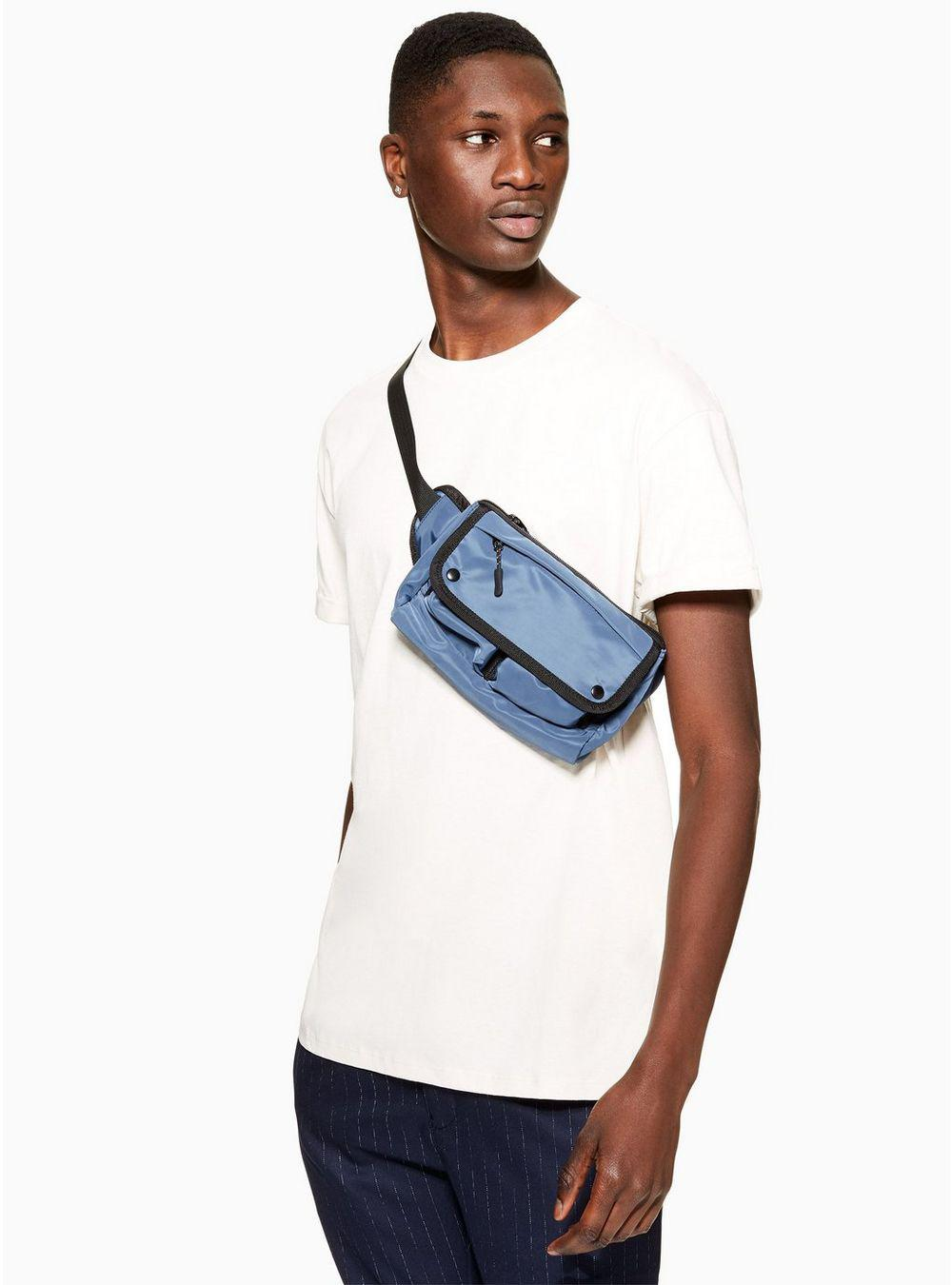 1a21b7be Topman Ecru Oversized Roller T-shirt in White for Men - Lyst