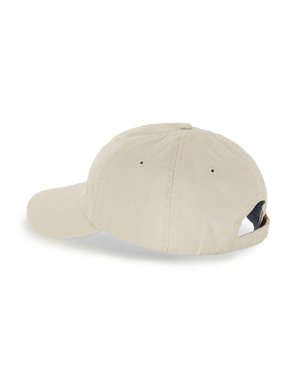 be35e88bc06 Lyst - TOPMAN Stone Embroidered Void Cap in Natural for Men