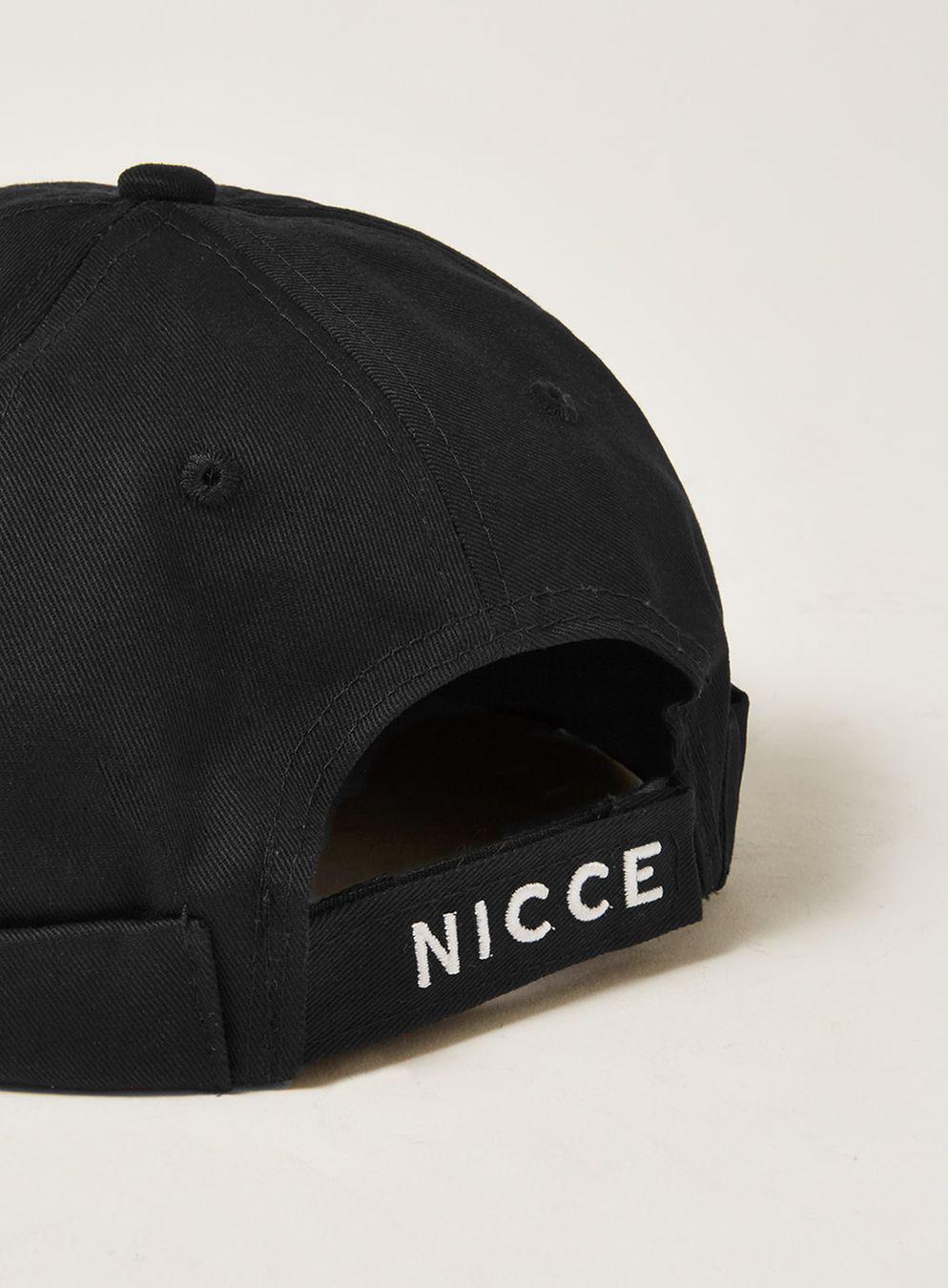 fab19002280 Lyst - Nicce London Black Docker Beanie in Black for Men