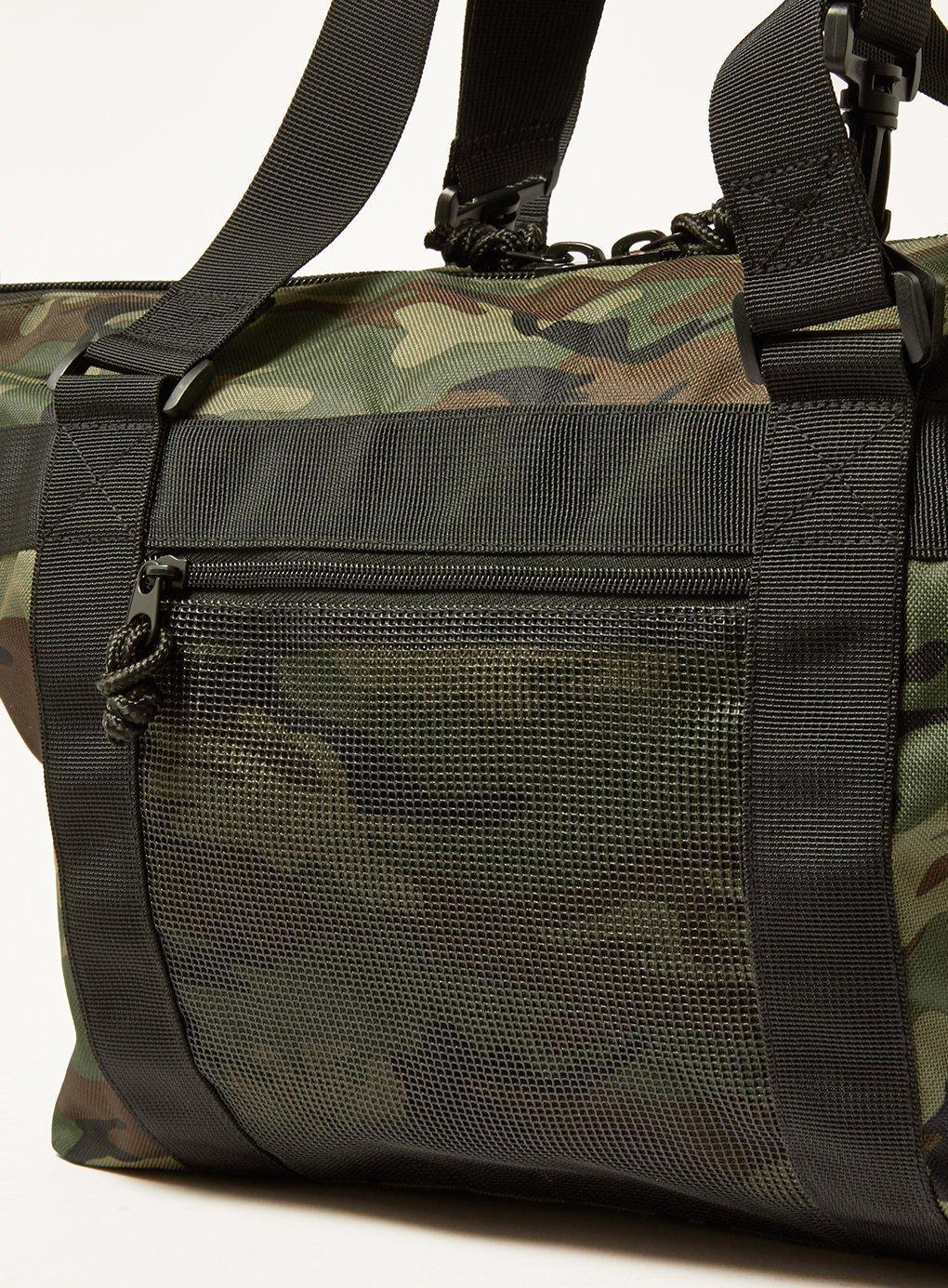 d9f6a0ae1bf1 Lyst - Topman Camouflage Travel Bag for Men