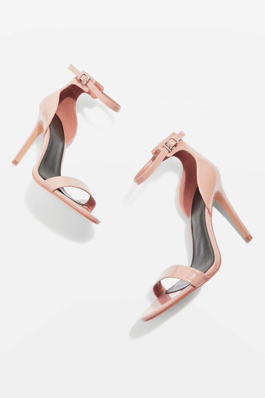 Topshop Women's Marcelle Ankle Strap Sandal ElmEWRBE