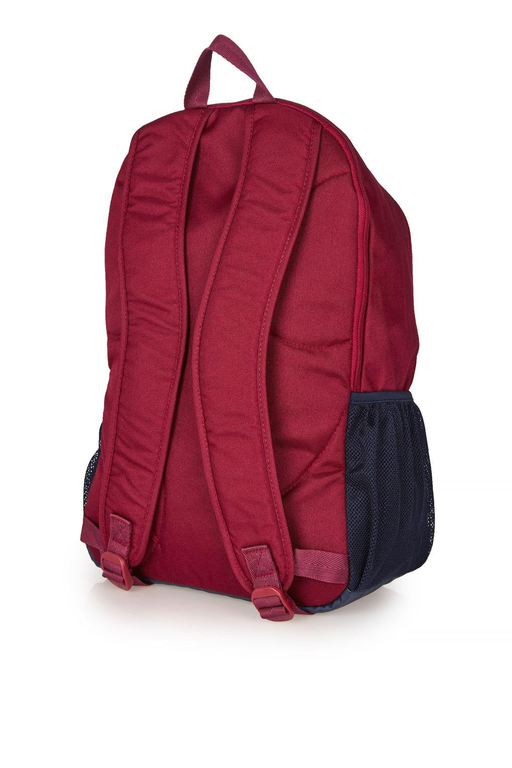 150e35f446 adidas Colour Block Backpack By Adidas Originals - Lyst
