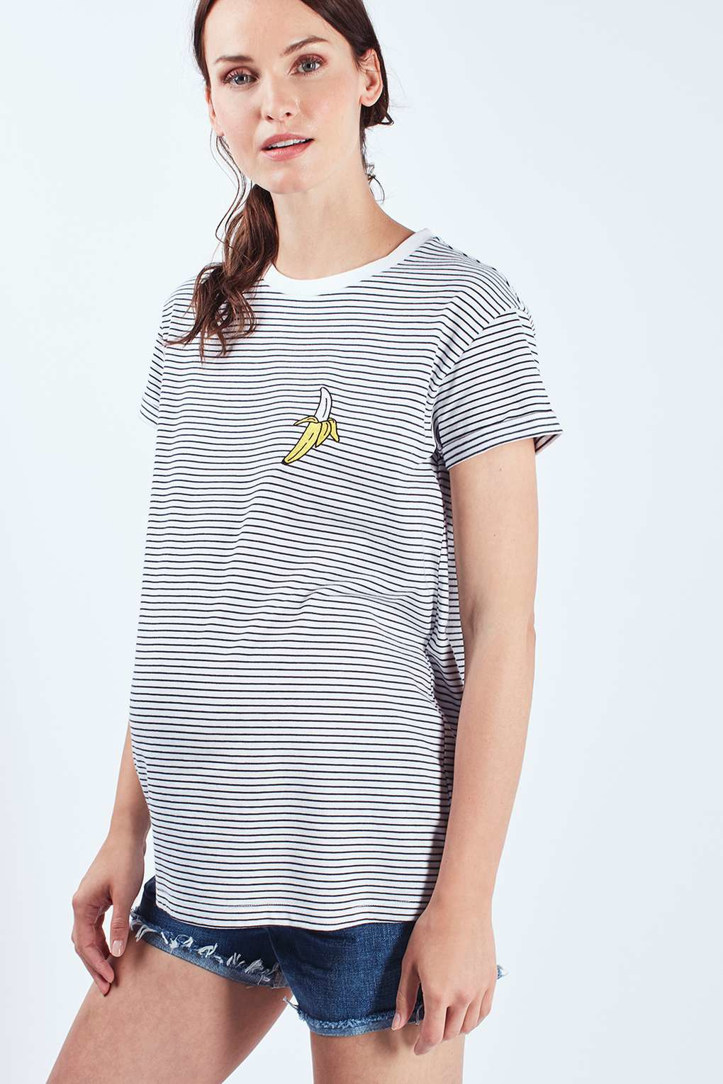 But after pregnancy, there's a new type of clothing to start thinking about -- nursing tops! While you can manage with some of the tops you already own, you'll likely need to get a few more that can better suit the nursing lifestyle.