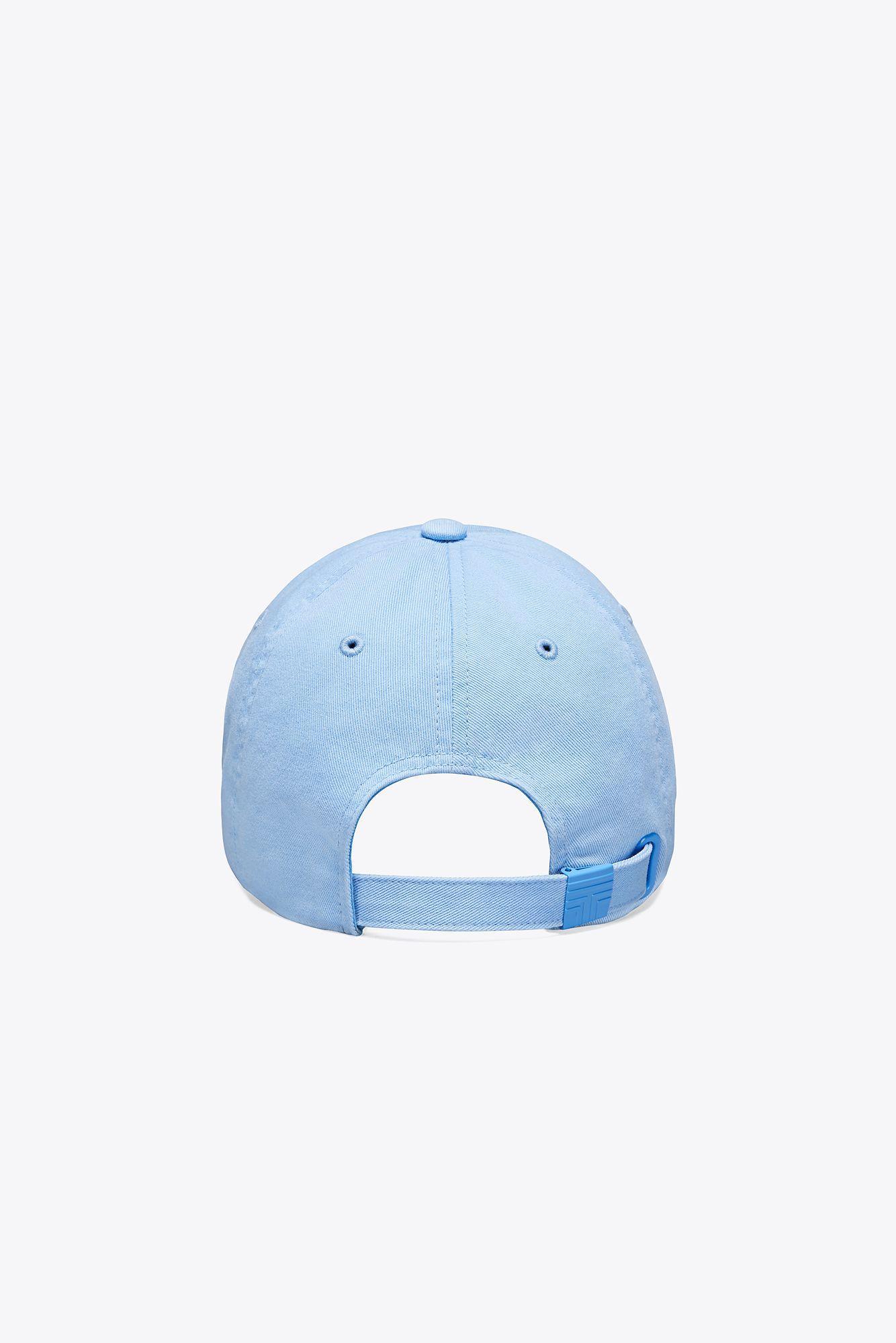 Lyst - Tory Sport Tory Burch Love Cap in Blue 599582a93694
