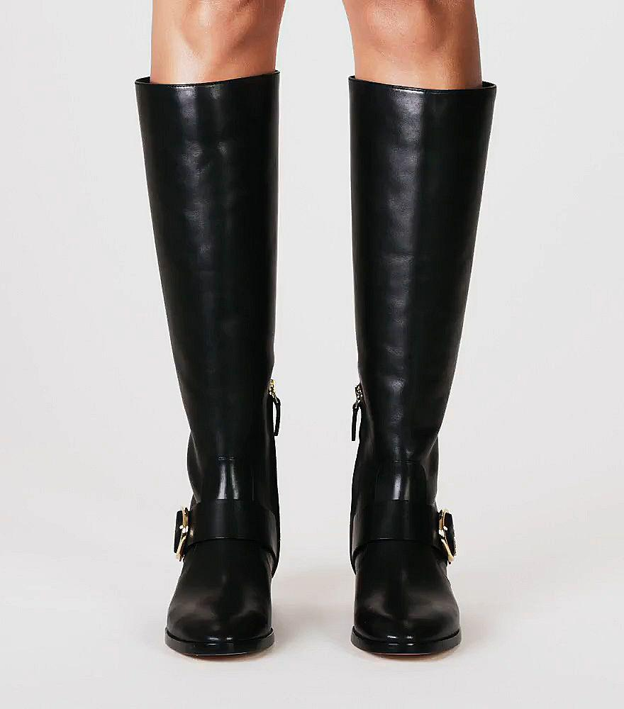 46a5a342e Lyst - Tory Burch Sofia Riding Boot