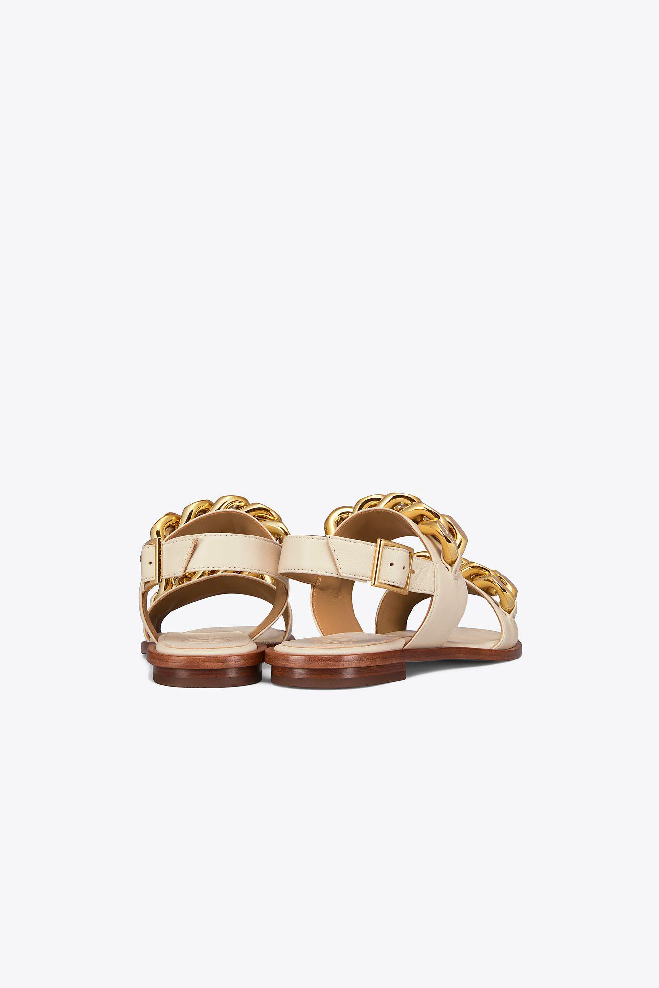 538f9ab6587 Tory Burch - Multicolor Adrien Sandal - Lyst. View fullscreen