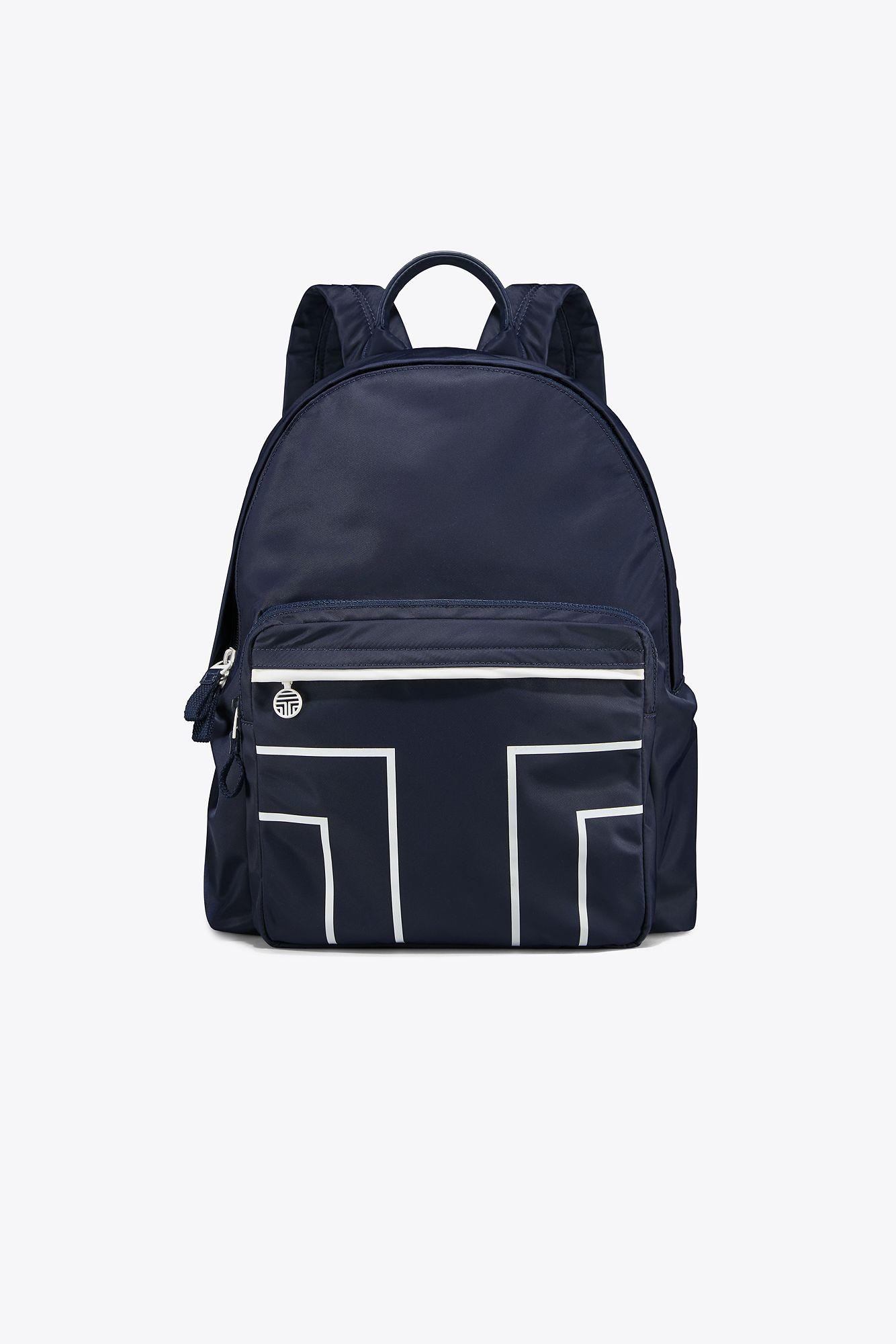 ed58984eb80 Lyst - Tory Sport Nylon Graphic-t Backpack in Blue