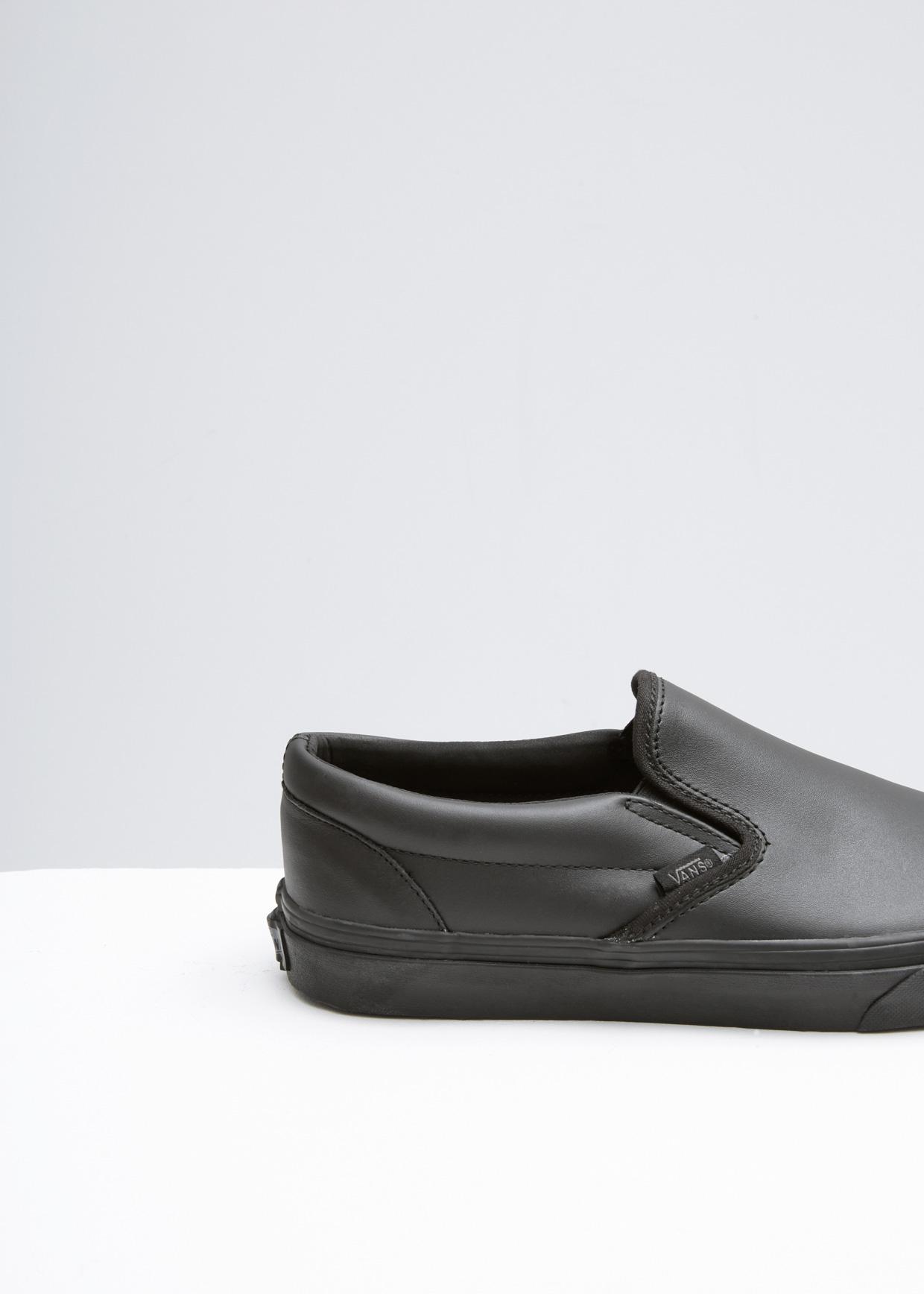 0d290c1c3775 Lyst - Vans Ua Classic Slip-on Dx in Black