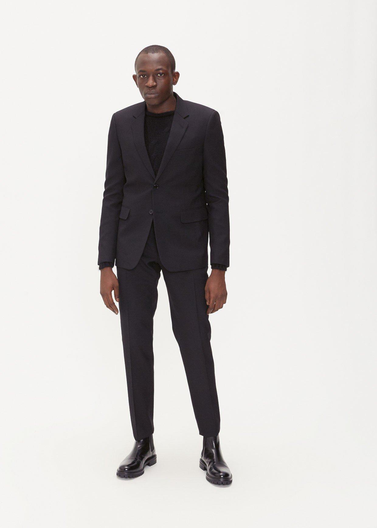 2f8841a23deba Saint Laurent 2-button Suit in Black for Men - Lyst