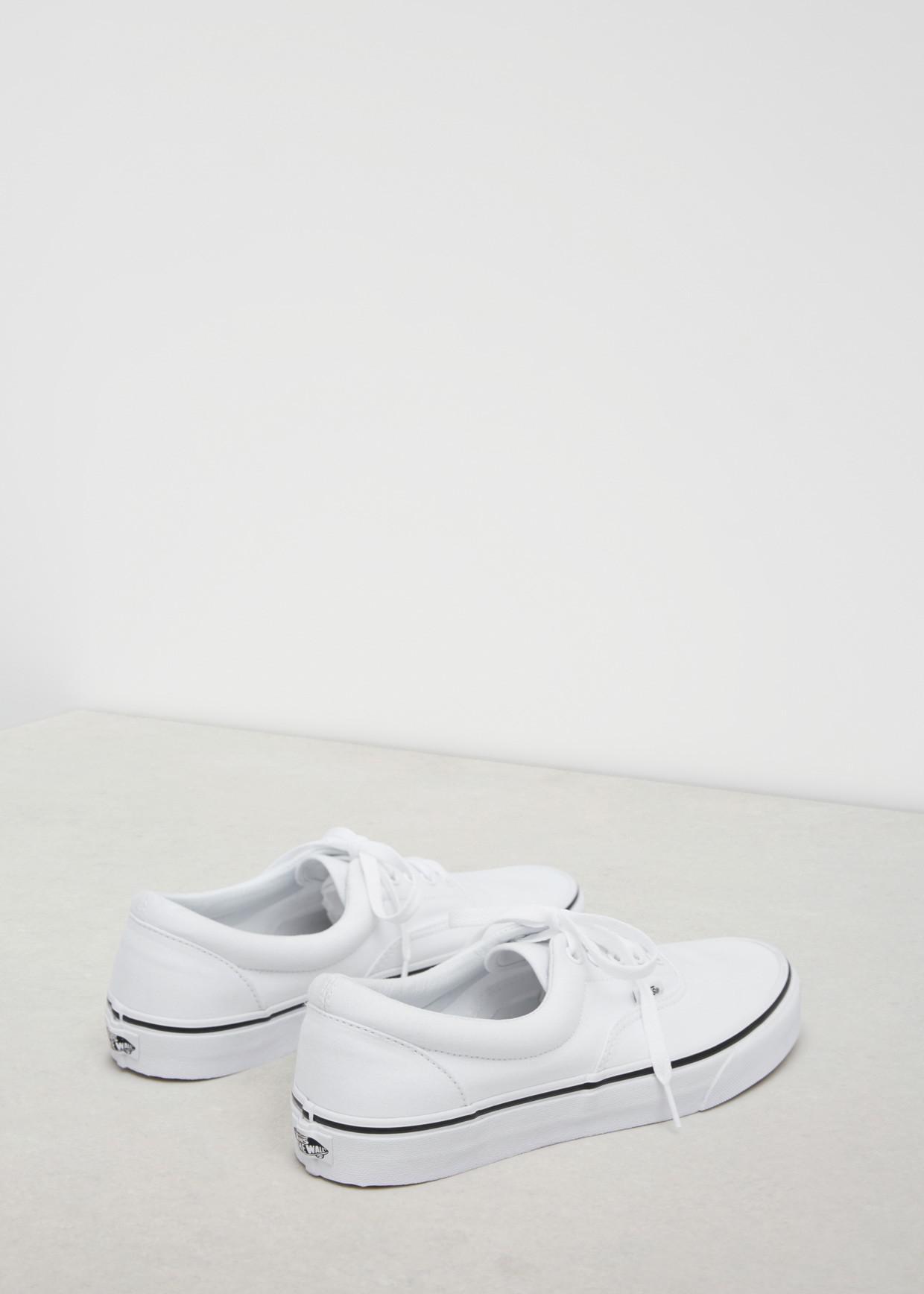 7c7a1b23ca2 Vans - True White Ua Era Sneaker for Men - Lyst. View fullscreen