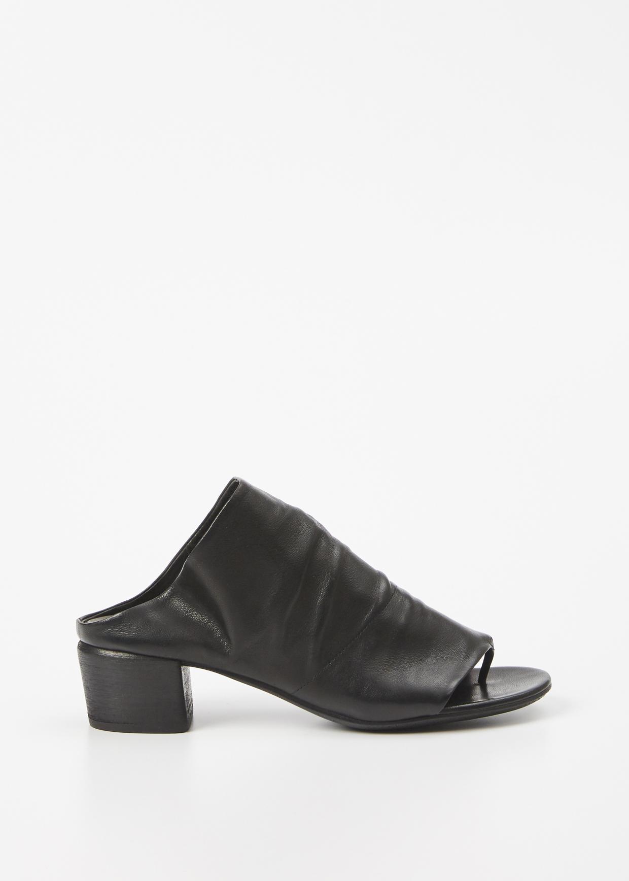 Heel Sandalo In Marsèll Black Dried Bo Lyst UpqGSMzV