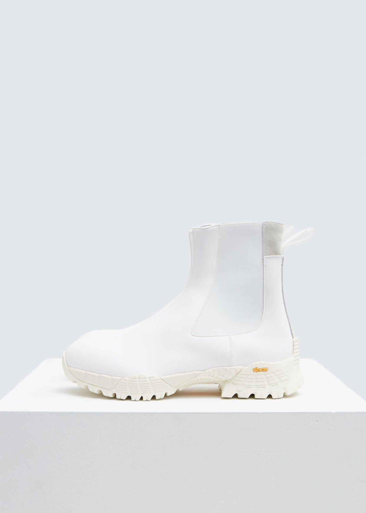 e99f82fb264 1017 ALYX 9SM Vibram Chelsea Boot in White - Lyst