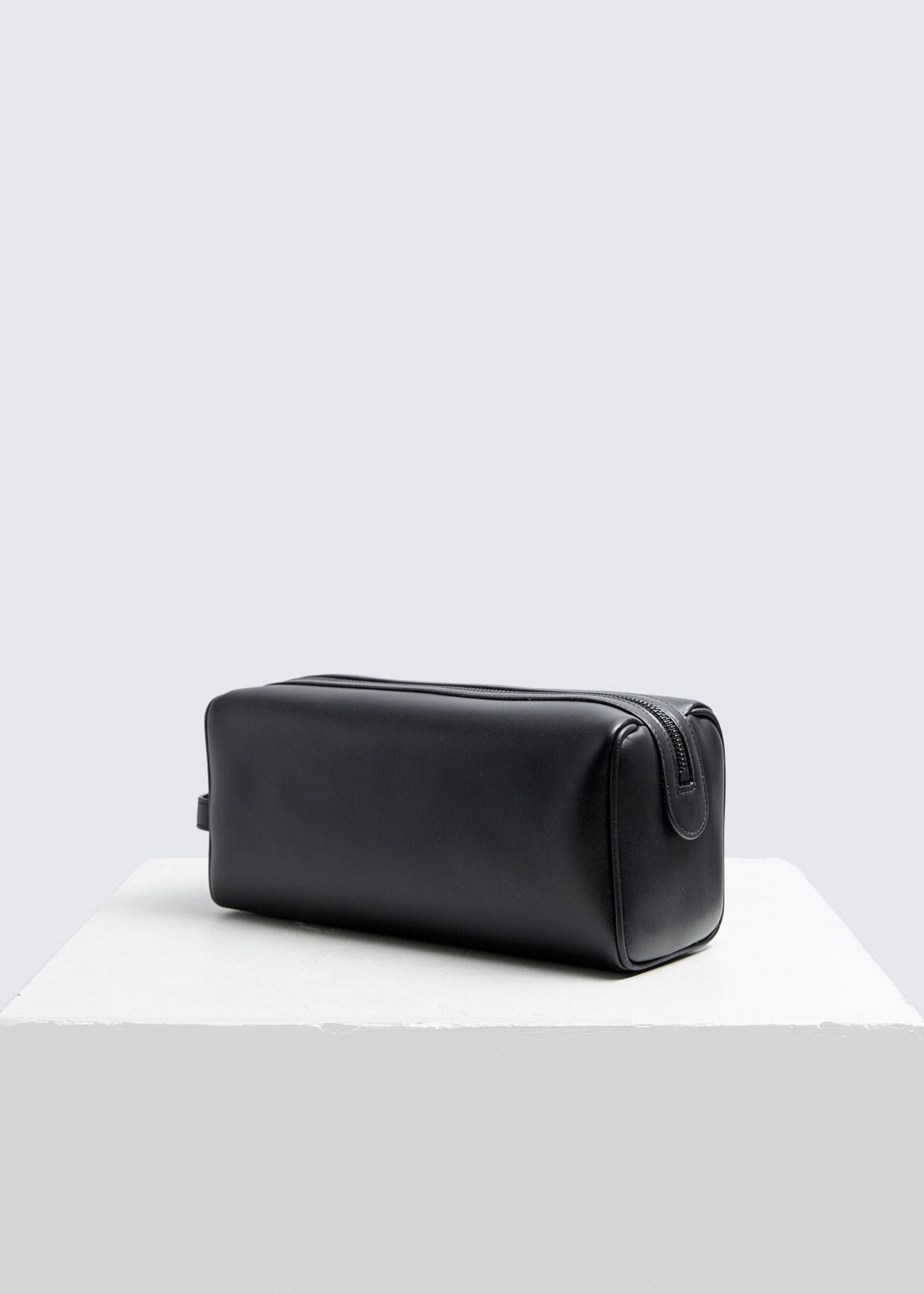 654ac821c9 Common Projects - Black Toiletry Bag for Men - Lyst. View fullscreen