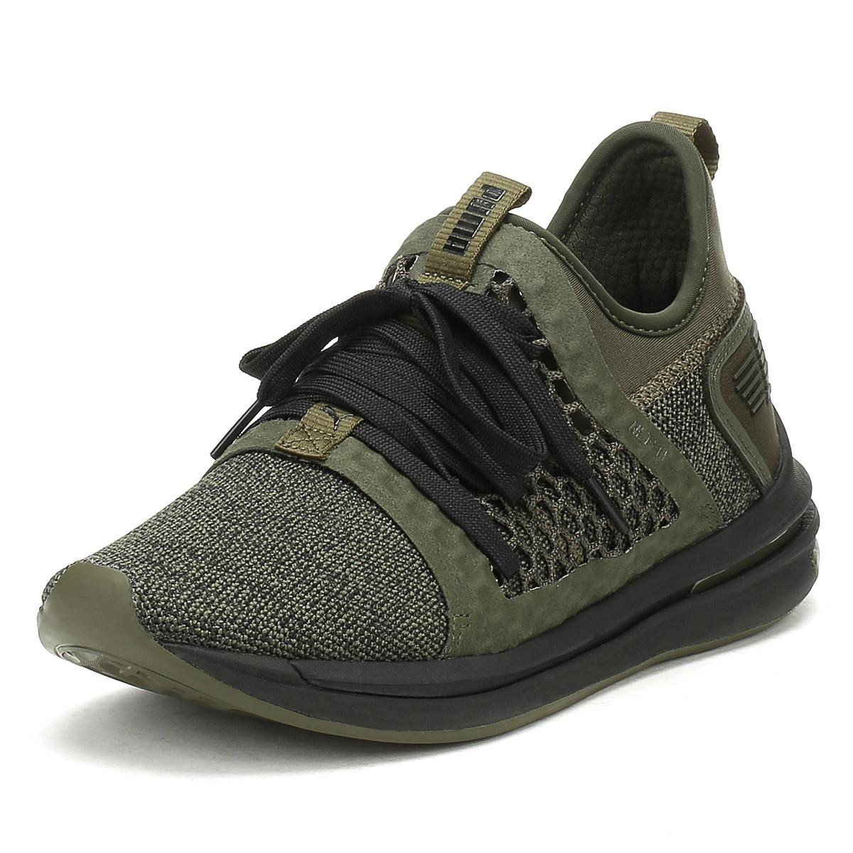 Mens Forest Green Ignite Limitless Sr Netfit Trainers 8d2e4fc51