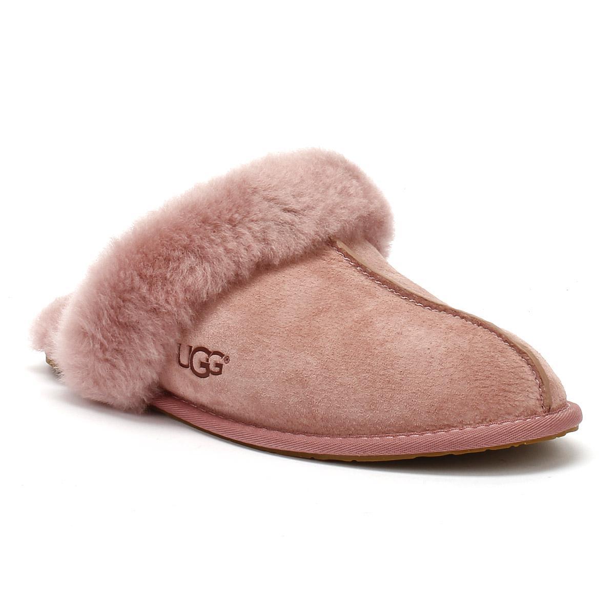 159709f50fb UGG UGG Scuffette Ii Womens Pink Dawn Slippers in Pink - Lyst