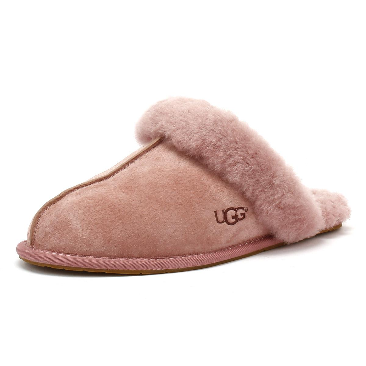 Ugg Scuffette Ii Womens Pink Dawn Slippers Lyst View Fullscreen