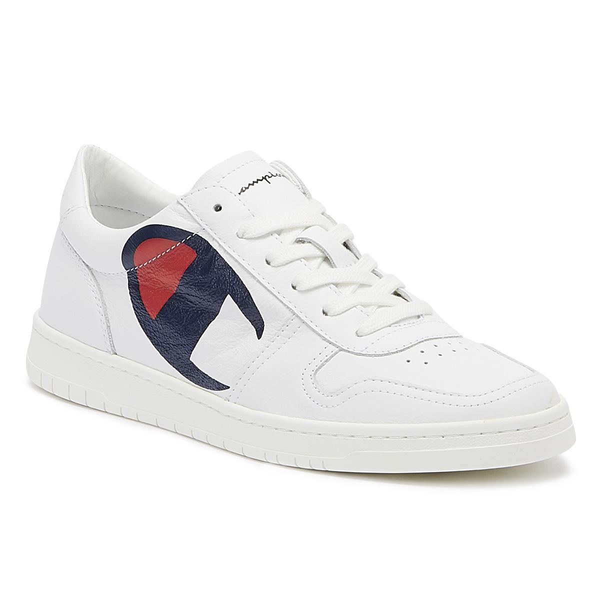 f04717912f854 Lyst - Champion 919 Roch Low Mens White Trainers in White for Men