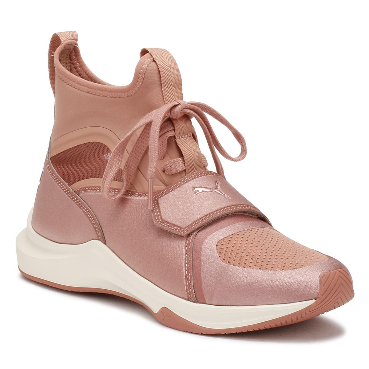 Lyst - PUMA Womens Selena Gomez Pink Phenom Trainers Women s Shoes ... 32c9b9b35