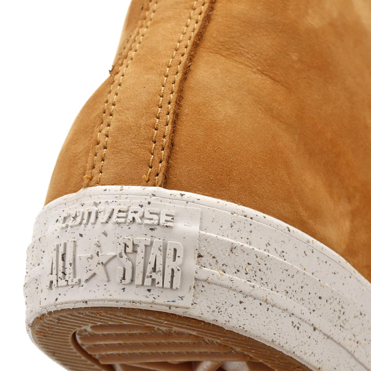 dbde7bedbd7 Lyst - Converse Chuck Taylor All Star Mens Raw Sugar Tan Nubuck Hi ...