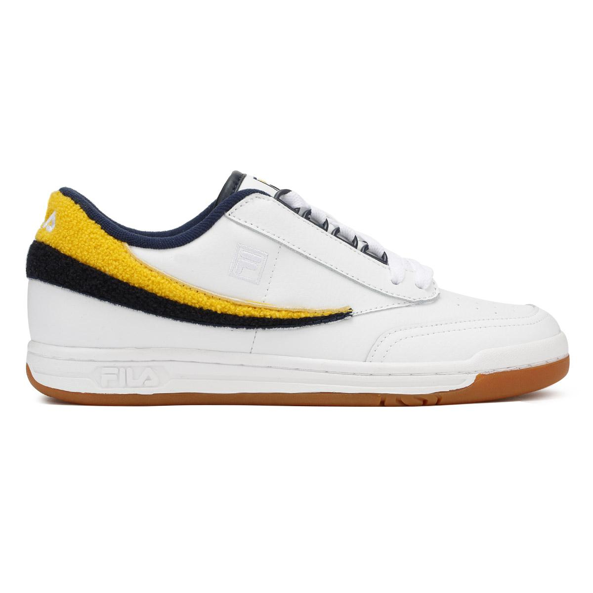 Fila Original tennis varsity trainer in white cheap price outlet sale cheap sale finishline factory outlet cheap online buy cheap pictures visit new sale online 9ldt1OJ