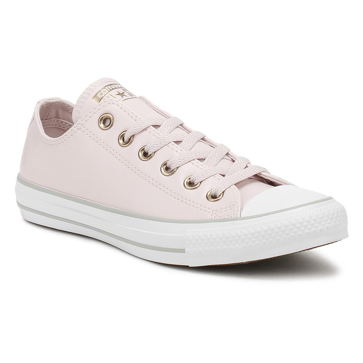 Converse CHUCK TAYLOR ALL STAR - Trainers - pale quartz/egret/barely rose LM4YwAspR