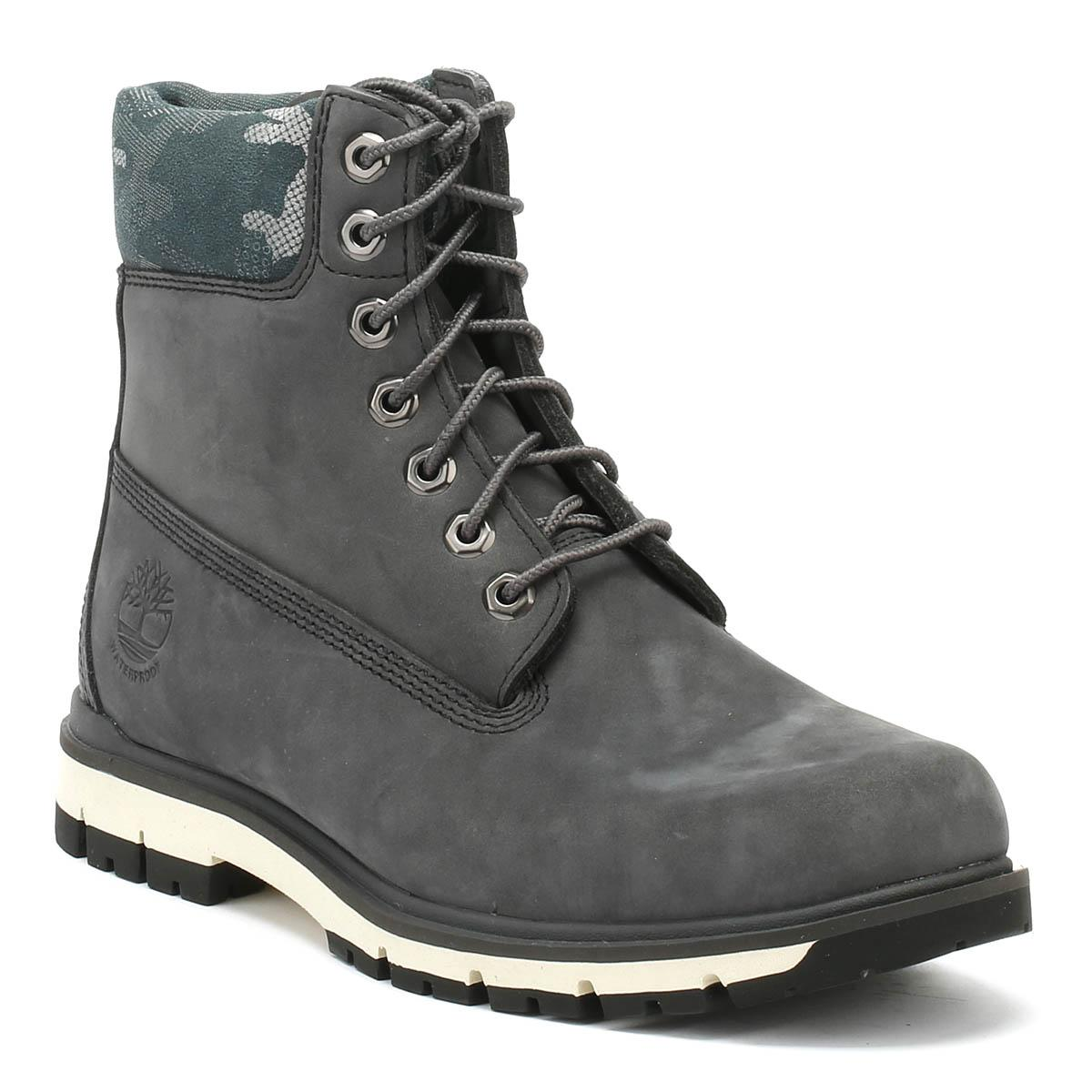 aa46b57086e7a Timberland Mens Forged Iron Grey Radford 6 Inch Boots in Gray for ...