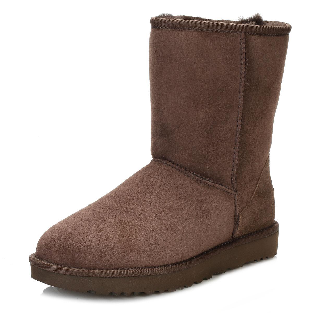 womens chocolate ugg boots
