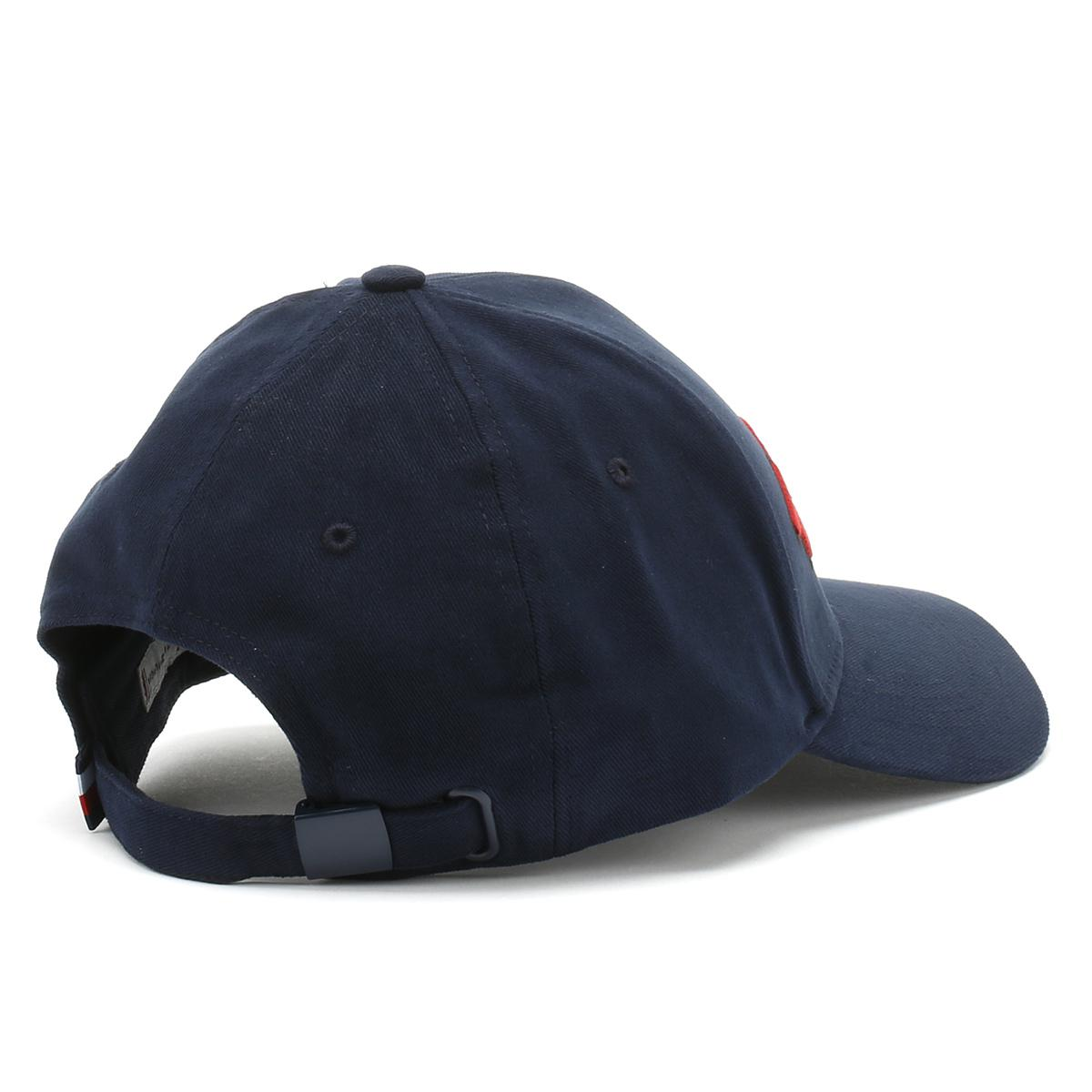 35814cc8 Tommy Hilfiger - Blue Navy Patch Cap - Lyst. View fullscreen