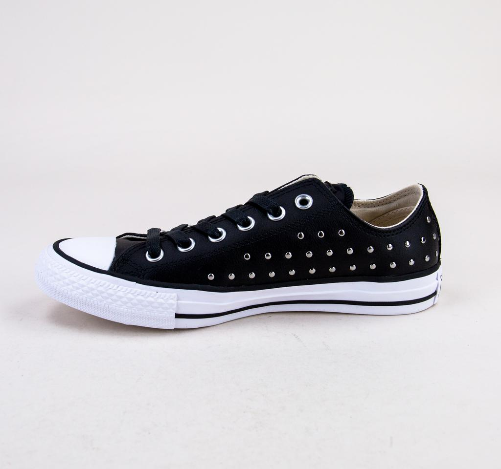 faf8adc88d0c Converse - Multicolor 561685c Ct As Ox Black-black-silver Trainers - Lyst.  View fullscreen