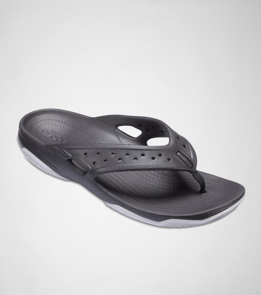 93682f8fde9d Crocs™ Swiftwater Deck Flip Flip Flops for Men - Lyst