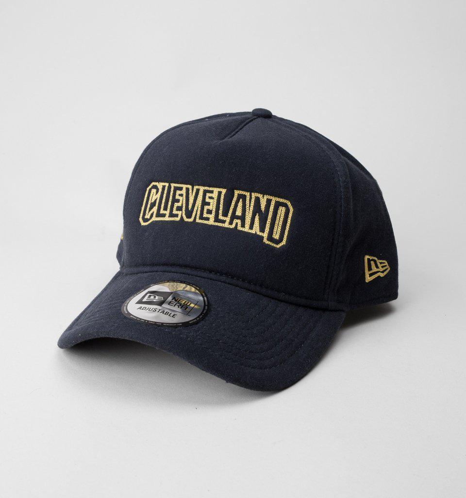 KTZ New Era Nba Chainstitch Aframe Clecav Otc Hats in Blue - Lyst b33cbbbc2749