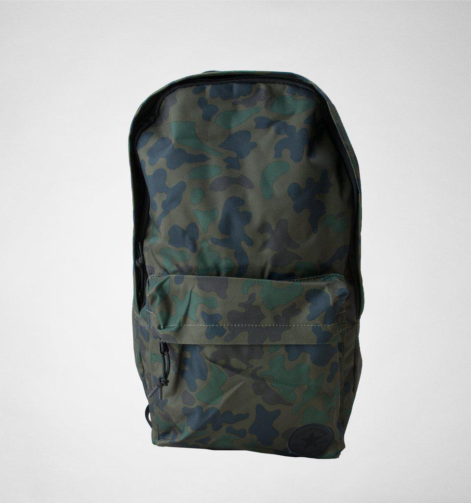 1db227475c0f Converse Edc Backpack Camo- Black Bags for Men - Lyst