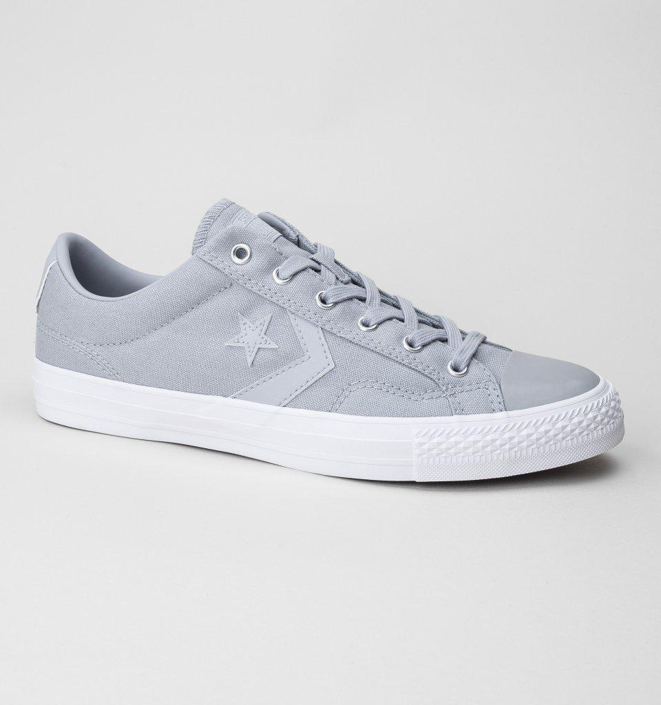 3318737eae26 Converse 157762c Star Player Ox Trainers in Gray for Men - Lyst
