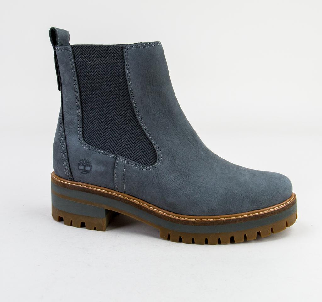 0500eea4e69980 Timberland A1j58 Courmayeur Valley Ch Dark Grey Boots in Blue - Lyst