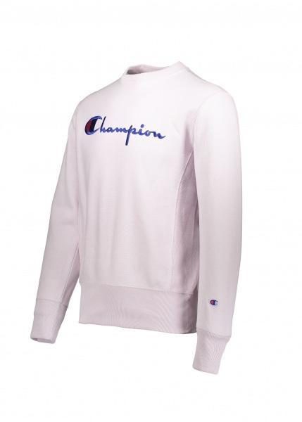 6630c3b4 Champion - Purple Crewneck Sweatshirt for Men - Lyst. View fullscreen