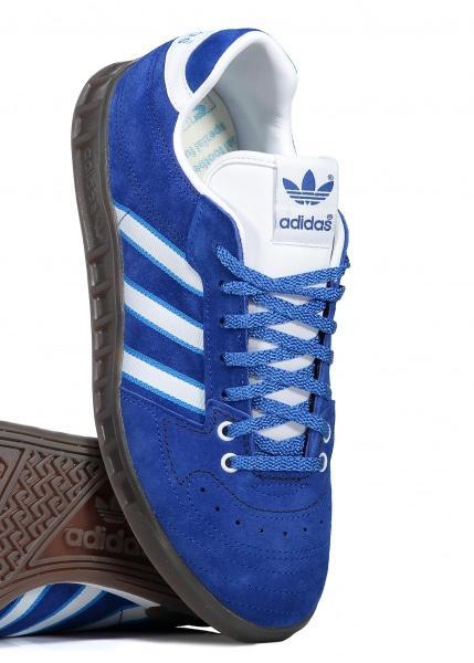 pretty nice 0eb45 82639 adidas Originals Handball Kreft Spzl in Blue for Men - Lyst