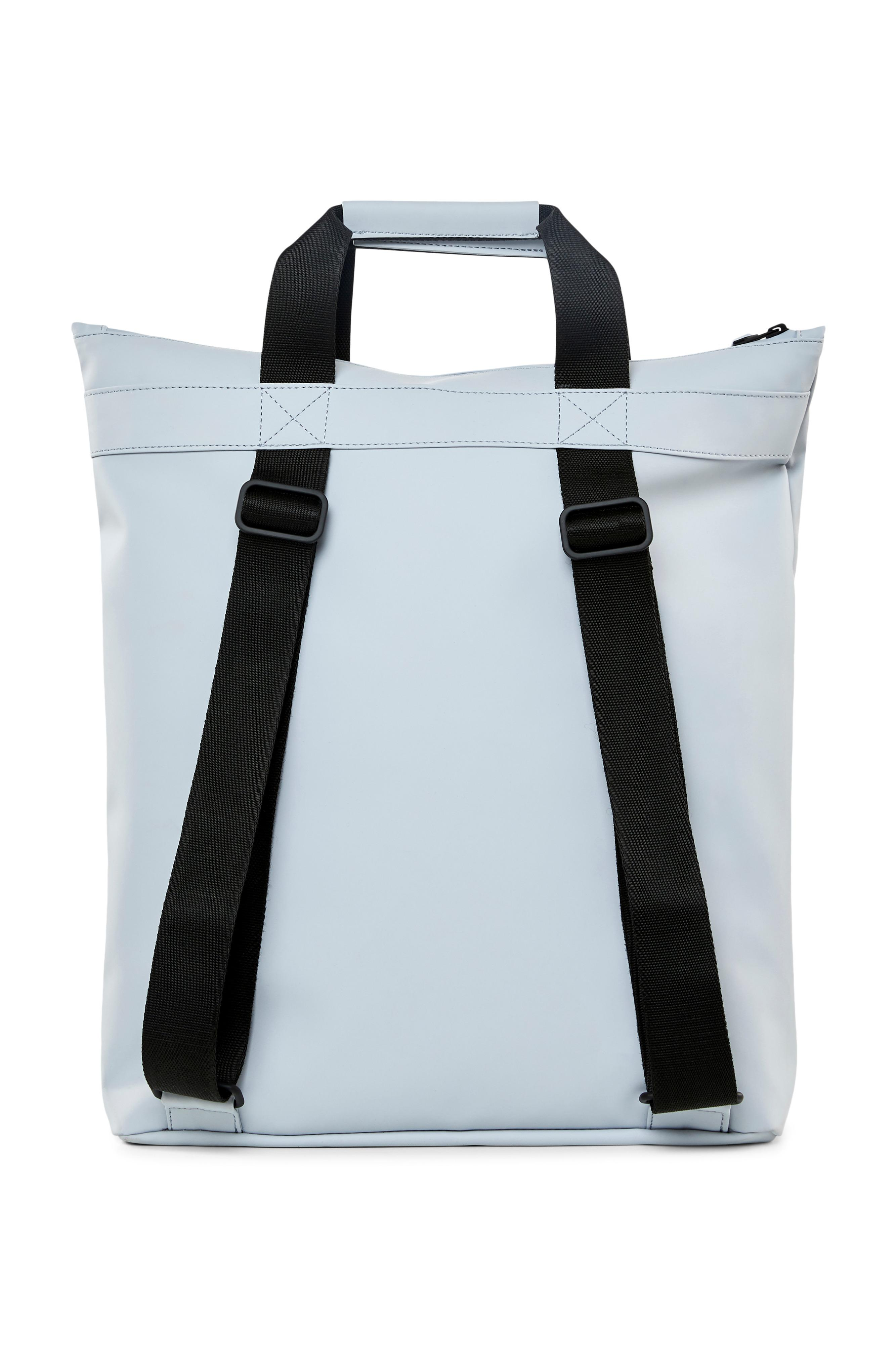 af9ecb501 Rains Ice Grey Tote Backpack Bag in Gray - Lyst