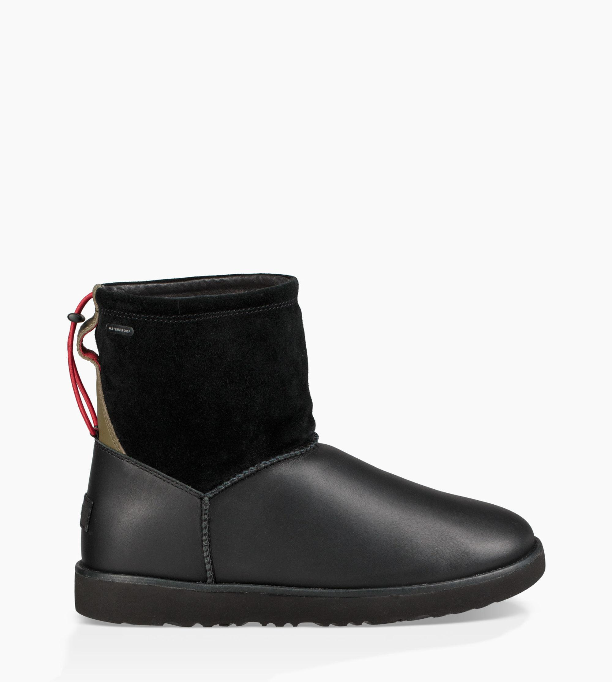 bc8c143a2 ... Black Classic Toggle Waterproof Boot Classic Toggle Waterproof Boot for  Men - Lyst. Visit UGG. Tap to visit site