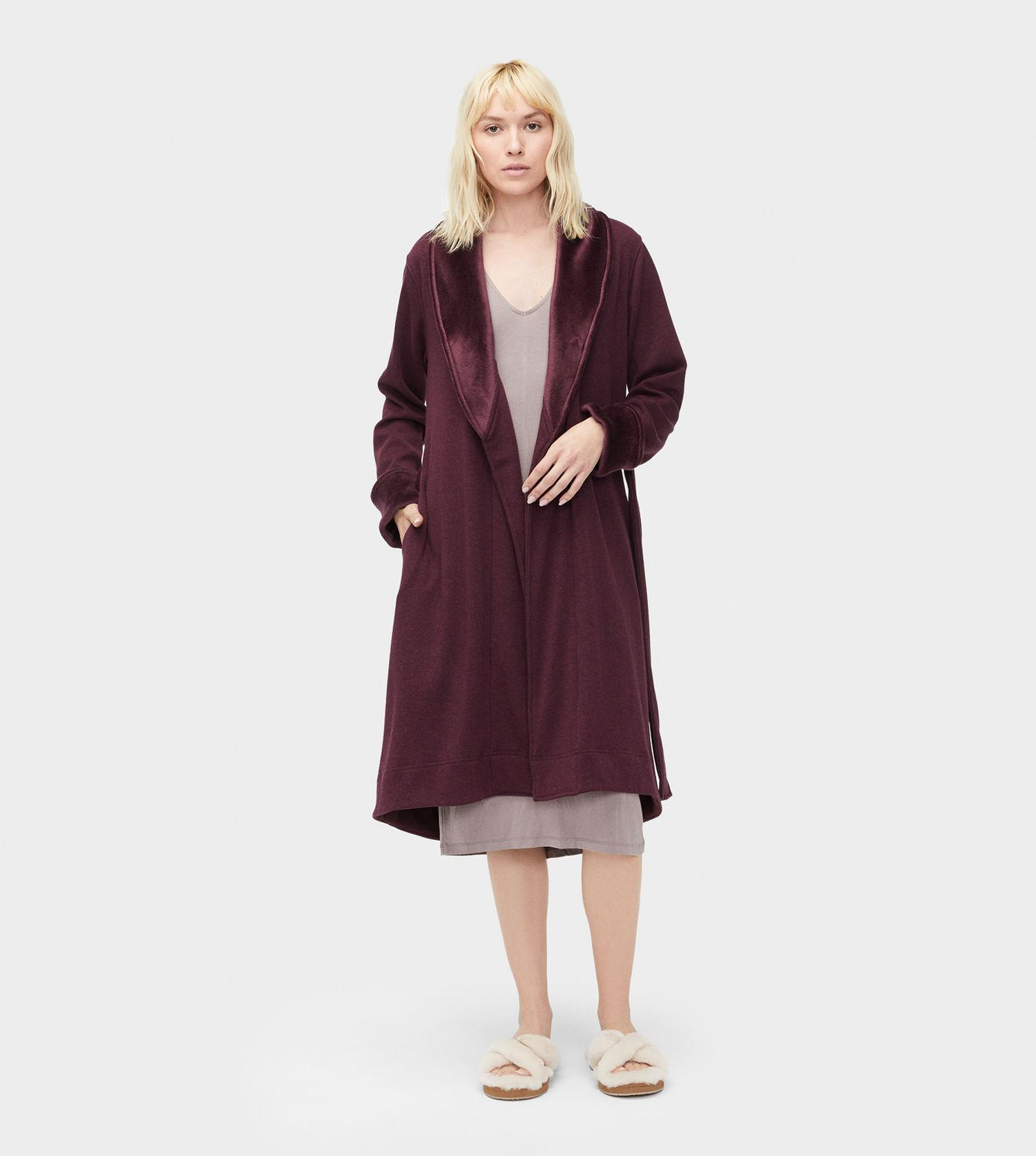 edb71a9c06 Lyst - Ugg Women s Share This Product Duffield Ii Robe in Purple