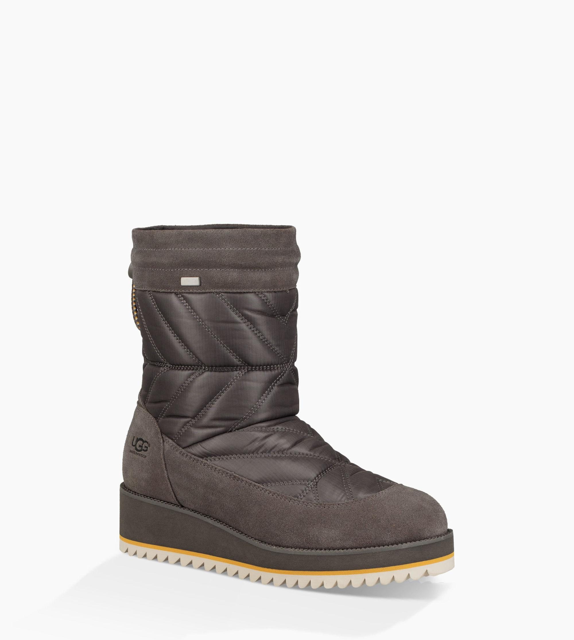 28b5650896e Lyst - UGG Beck Boot Beck Boot in Gray