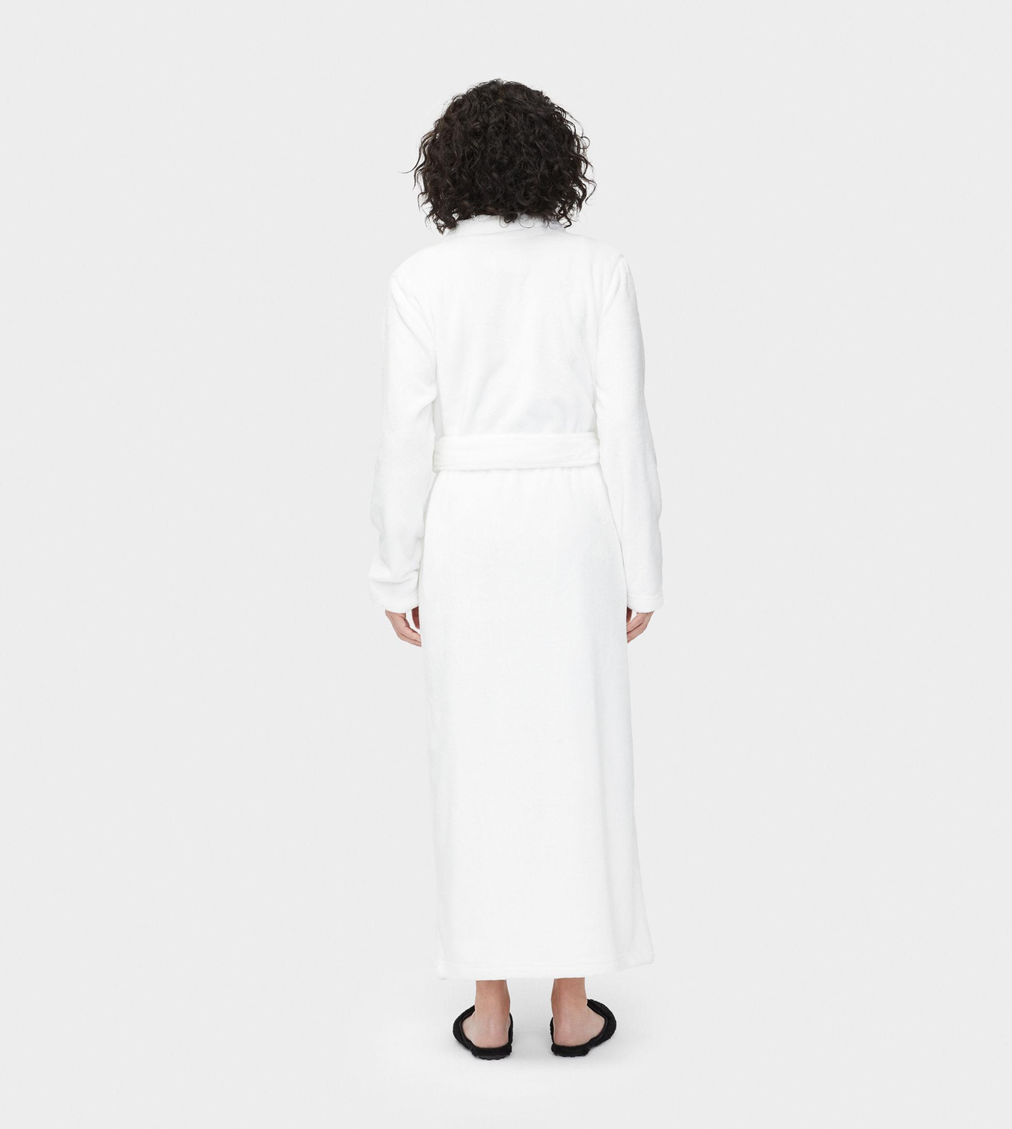 f4086957b0 Lyst - UGG Marlow Robe Marlow Robe in White