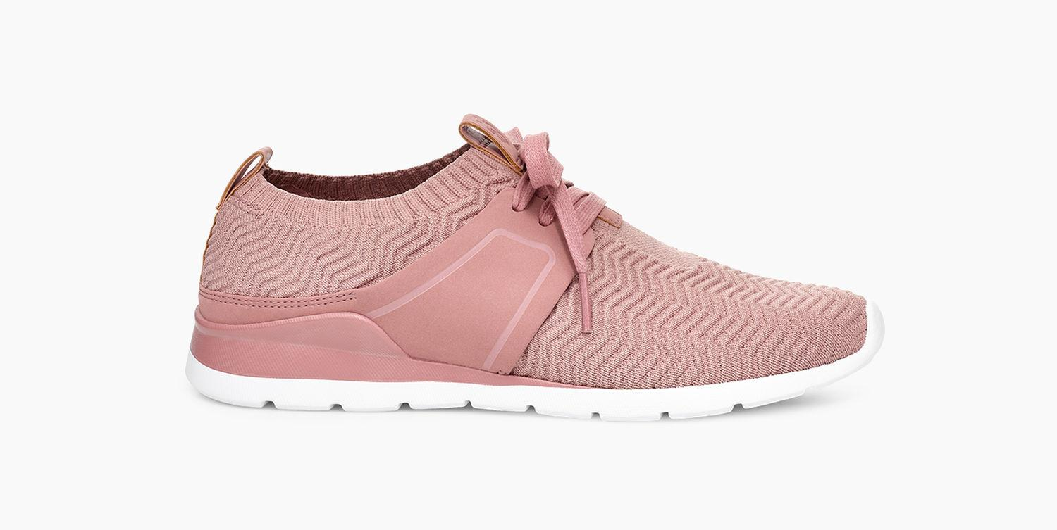 b2443a00e0d UGG Women's Willows Trainer in Pink - Lyst
