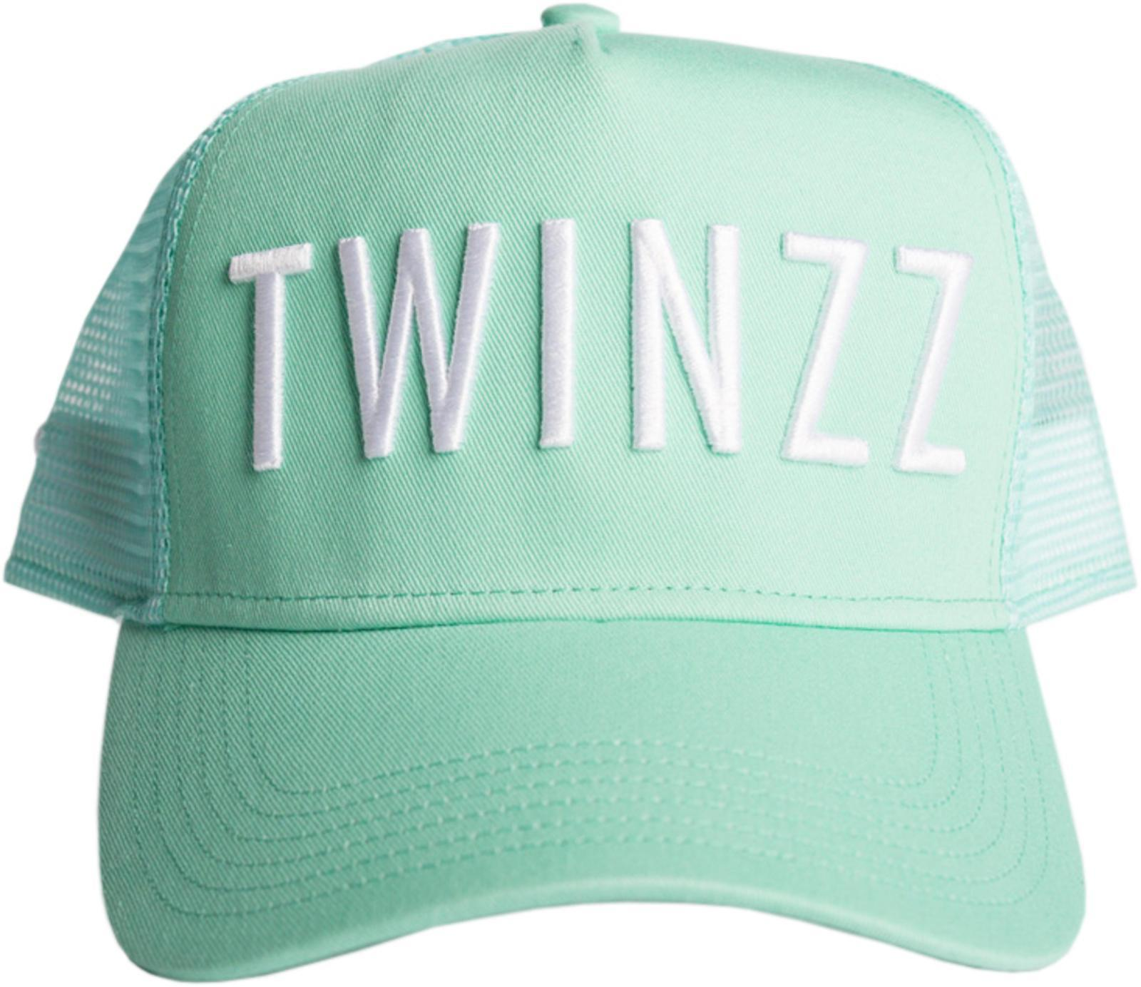 Twinzz 3d Mesh Trucker Adjustable Baseball Cap in Green - Lyst 53c856aaca